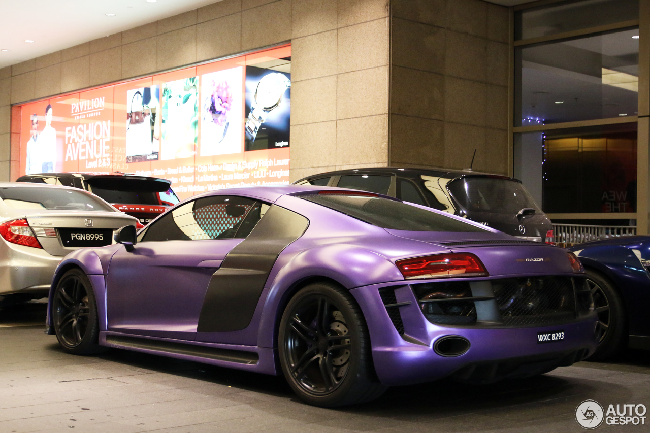 Audi R8 Ppi Razor Gtr 7 April 2015 Autogespot