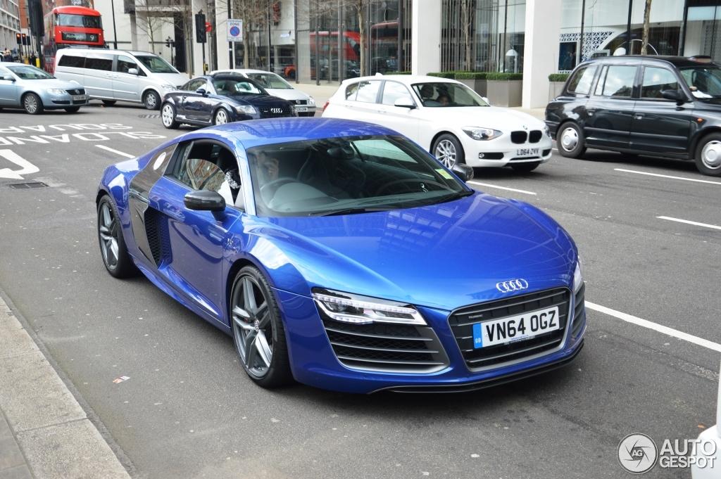 Audi R8 V10 Plus 2013 7 April 2015 Autogespot