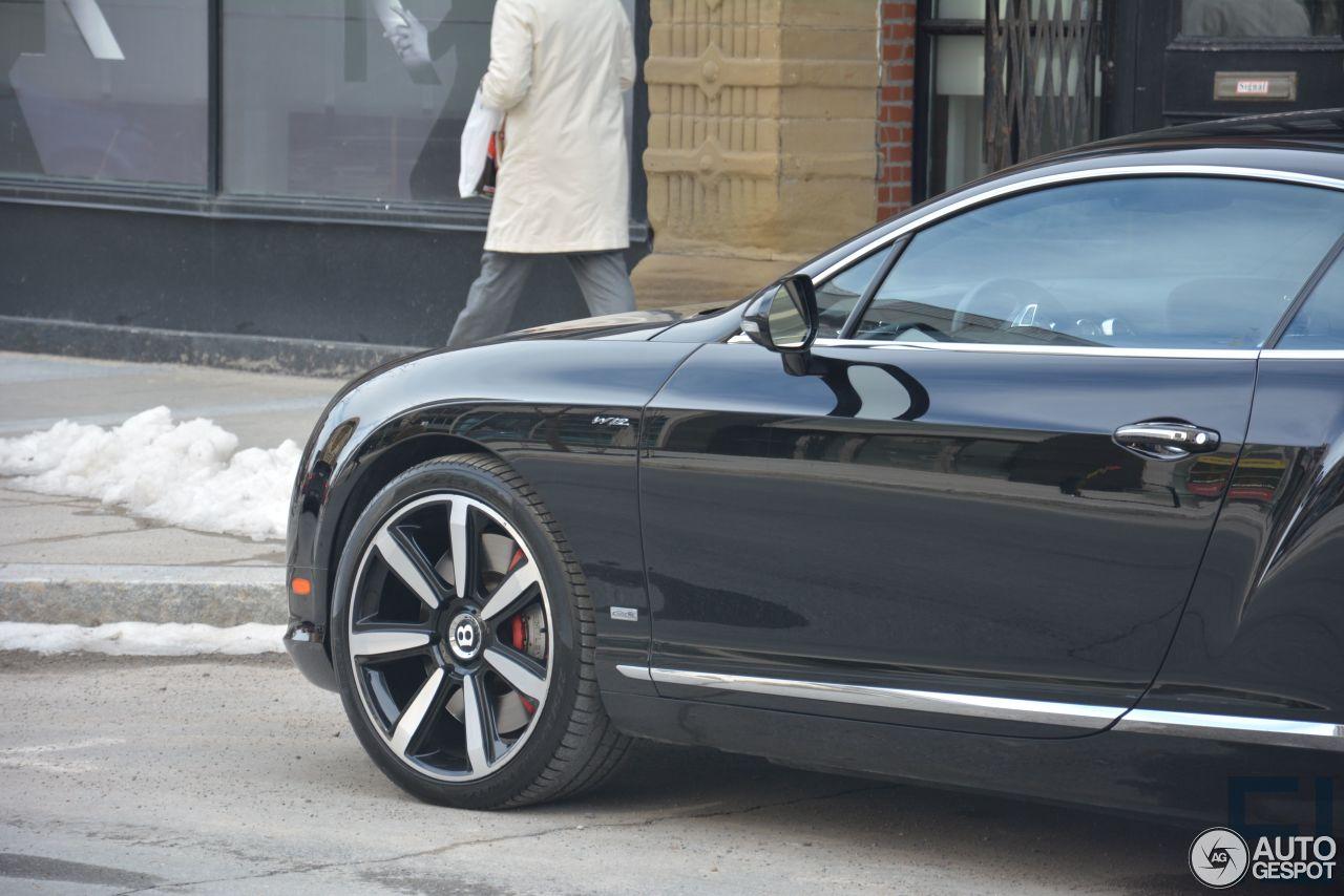Bentley Continental Gt 2012 Le Mans Edition 7 April 2015
