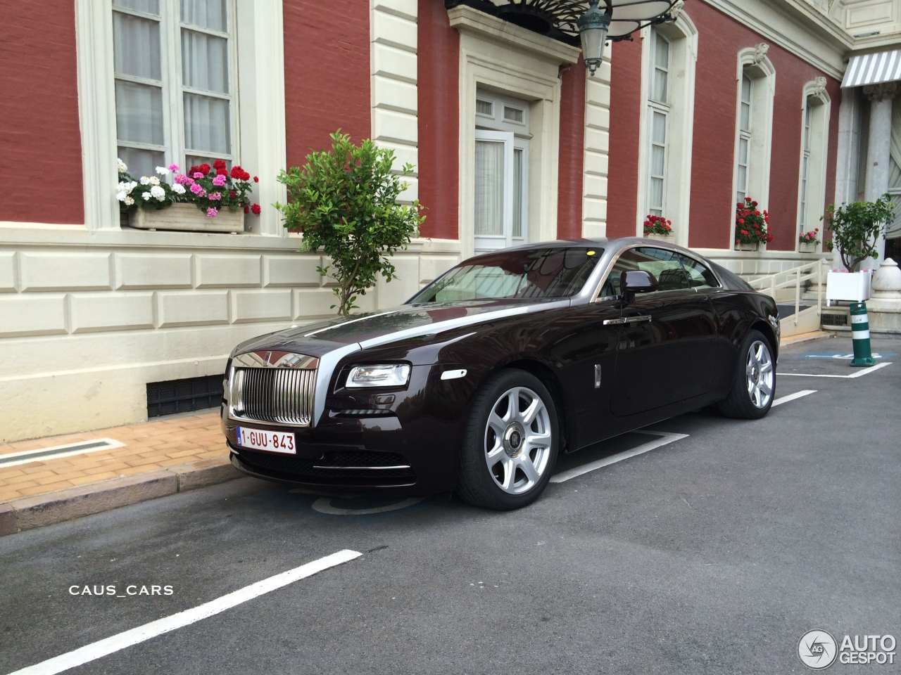 Rolls Royce Wraith 7 April 2015 Autogespot
