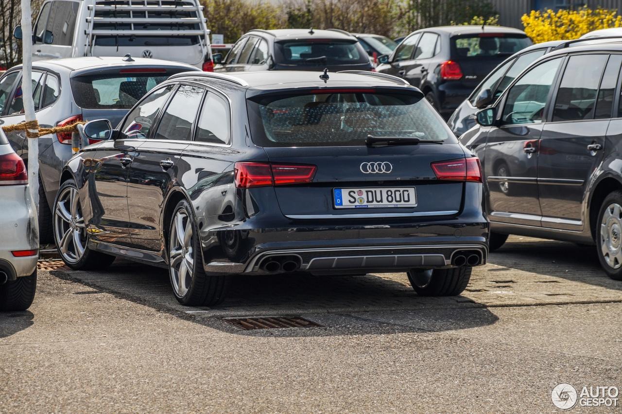 Audi S6 Avant C7 2015 10 April 2015 Autogespot