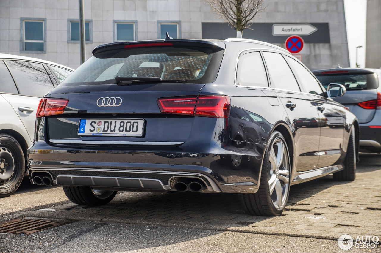Audi S6 Avant C7 2015 10 April 2015 Autogespot