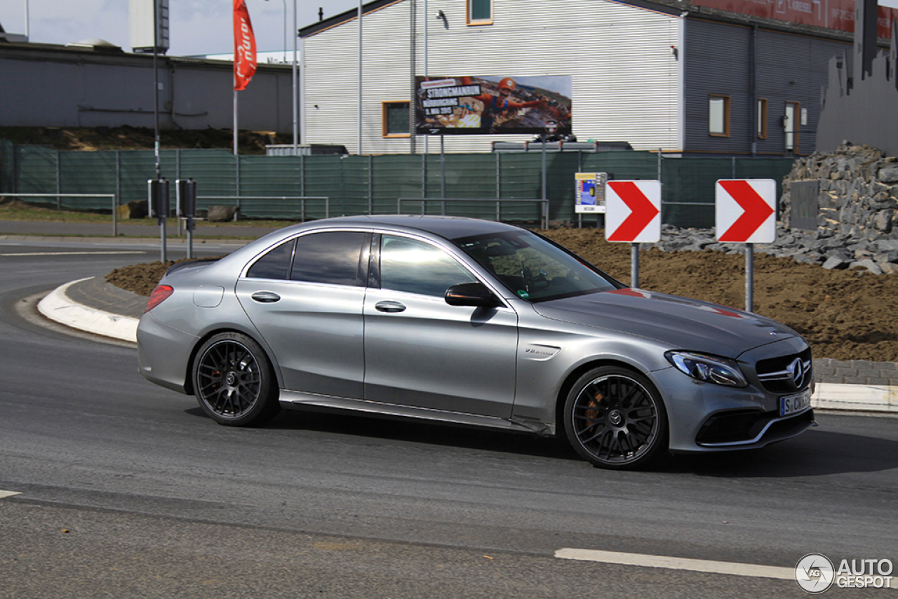 mercedes amg c 63 s w205 11 april 2015 autogespot. Black Bedroom Furniture Sets. Home Design Ideas