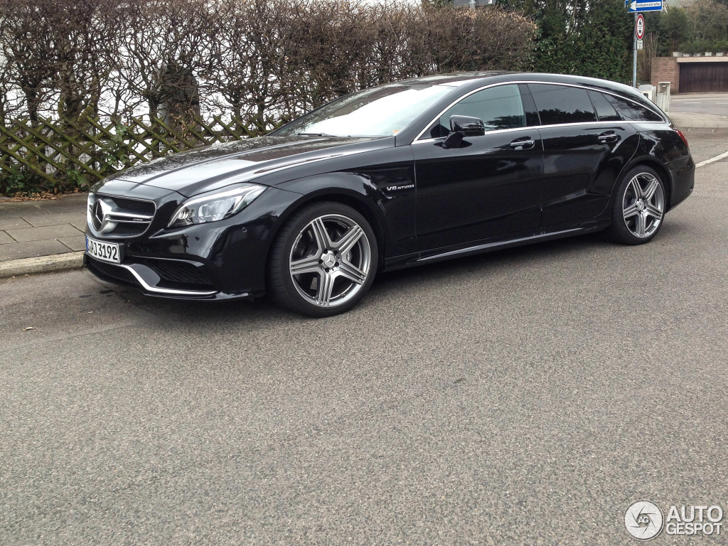 mercedes cls 63 amg shooting brake tuning. Black Bedroom Furniture Sets. Home Design Ideas