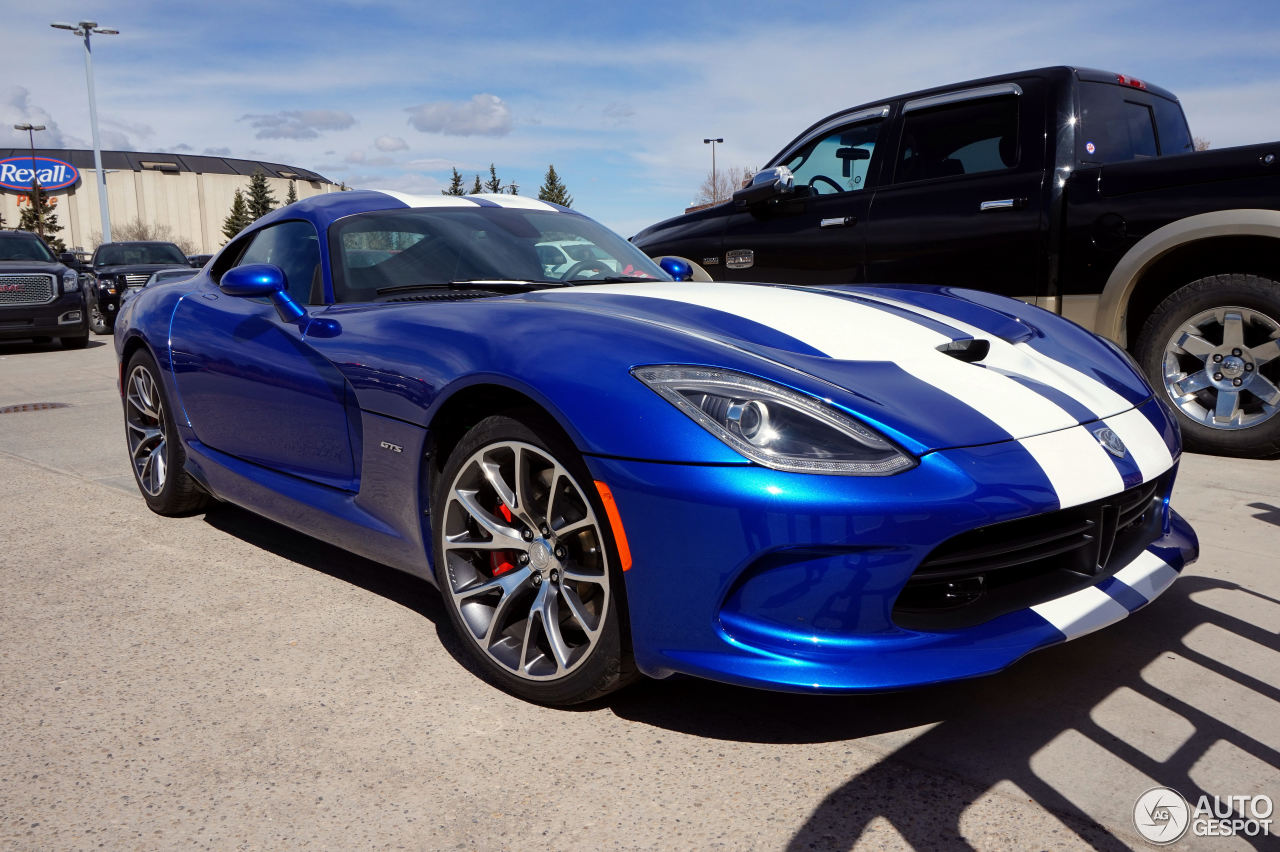 srt viper gts 2013 11 april 2015 autogespot. Black Bedroom Furniture Sets. Home Design Ideas