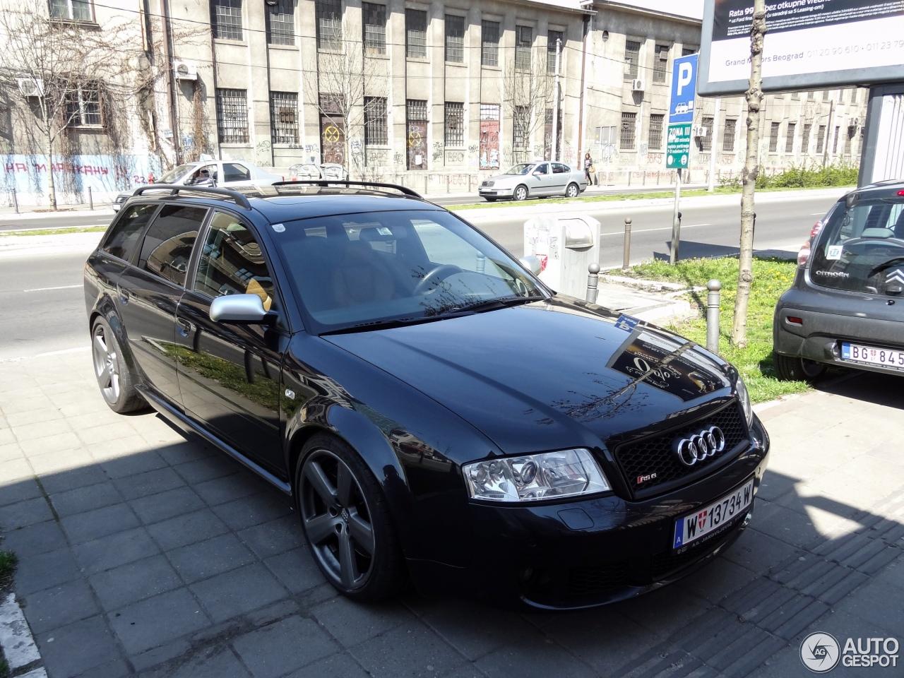 Audi RS6 Plus Avant C5 - 12 April 2015 - Autogespot