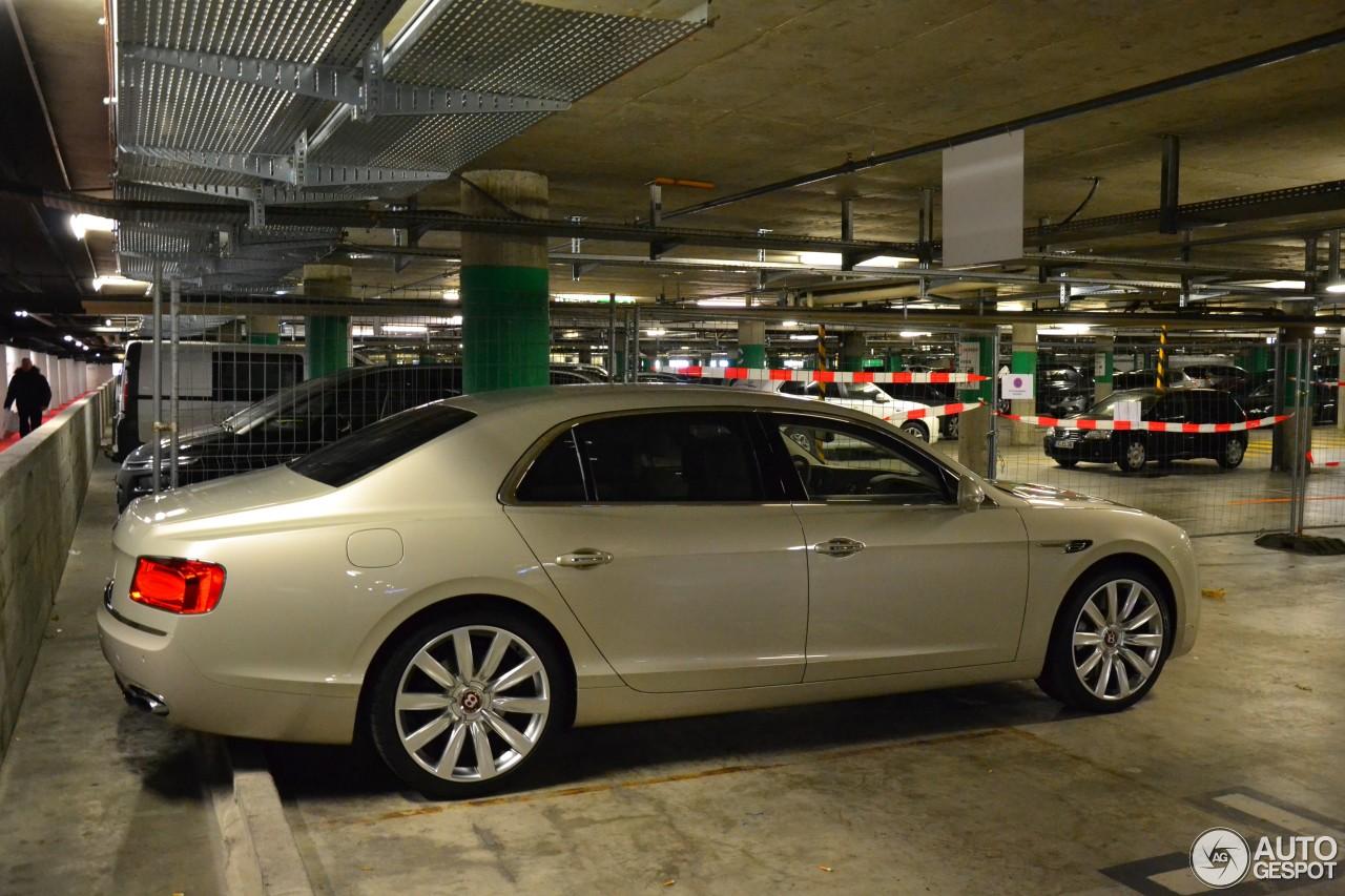 Bentley Flying Spur V8 12 April 2015 Autogespot