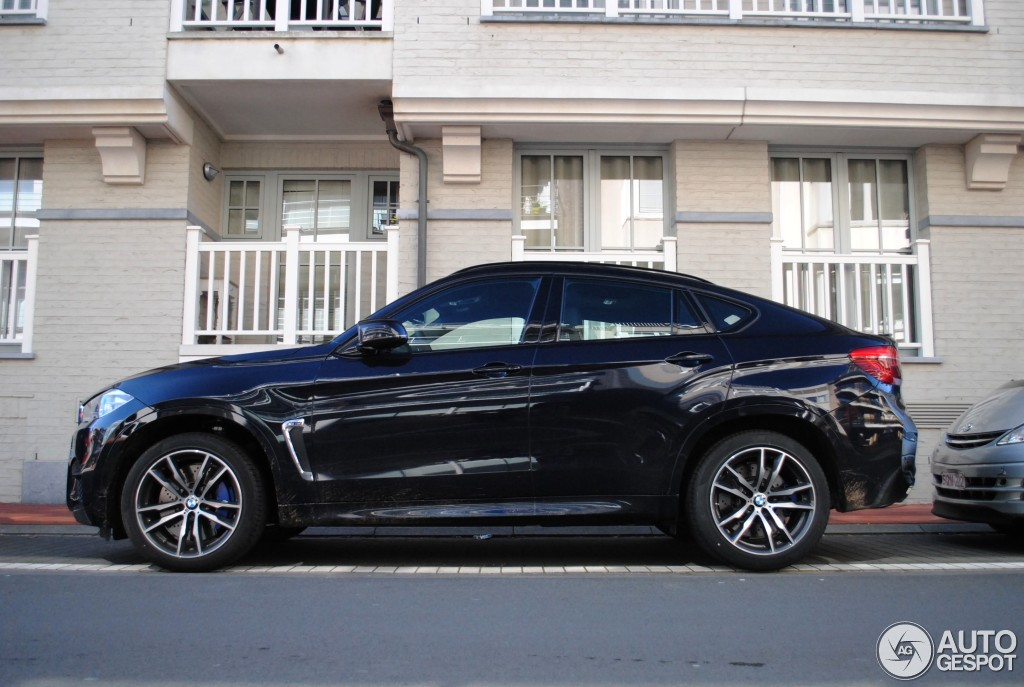 bmw x6 m f86 12 april 2015 autogespot. Black Bedroom Furniture Sets. Home Design Ideas