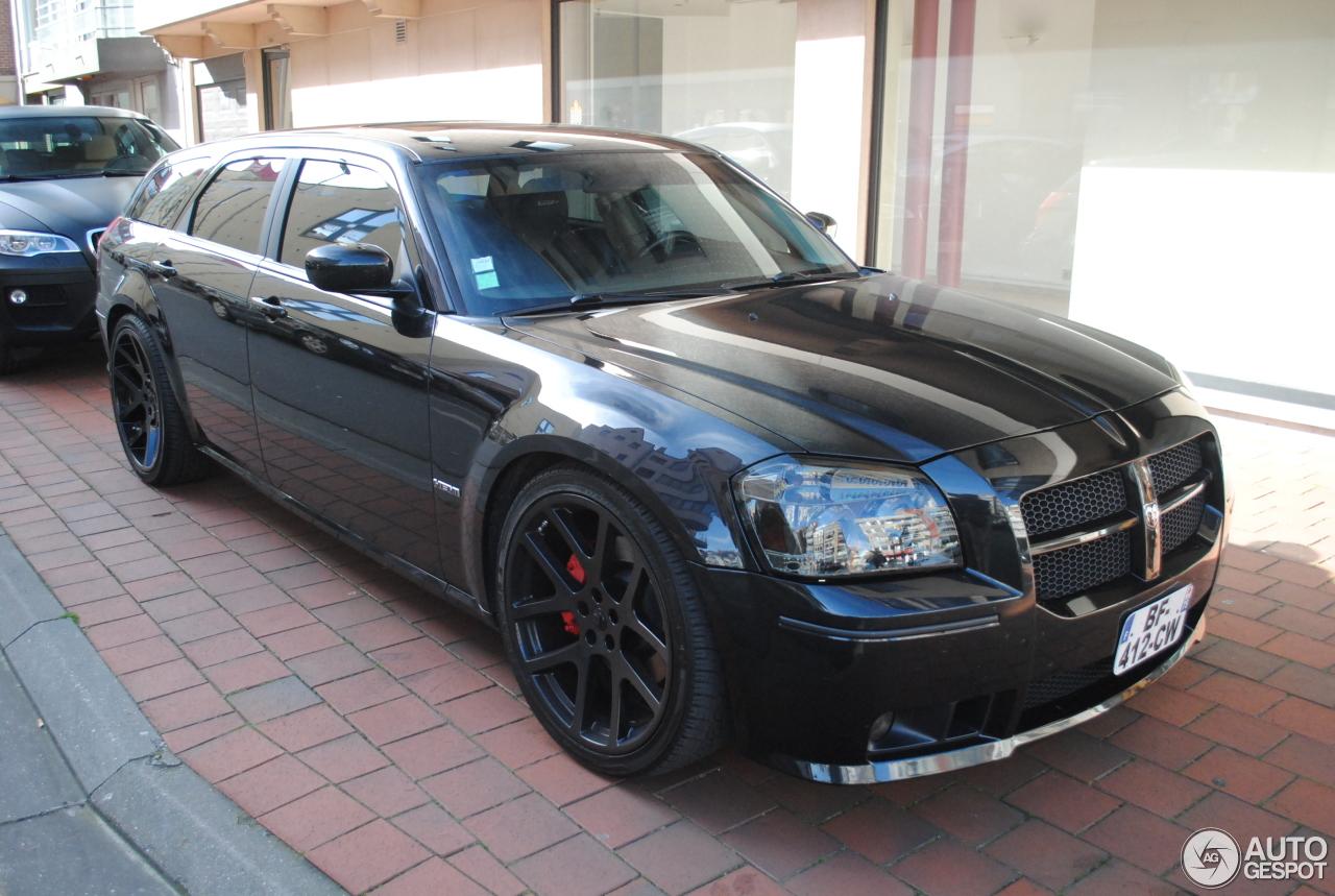 Dodge Magnum Srt8 2015