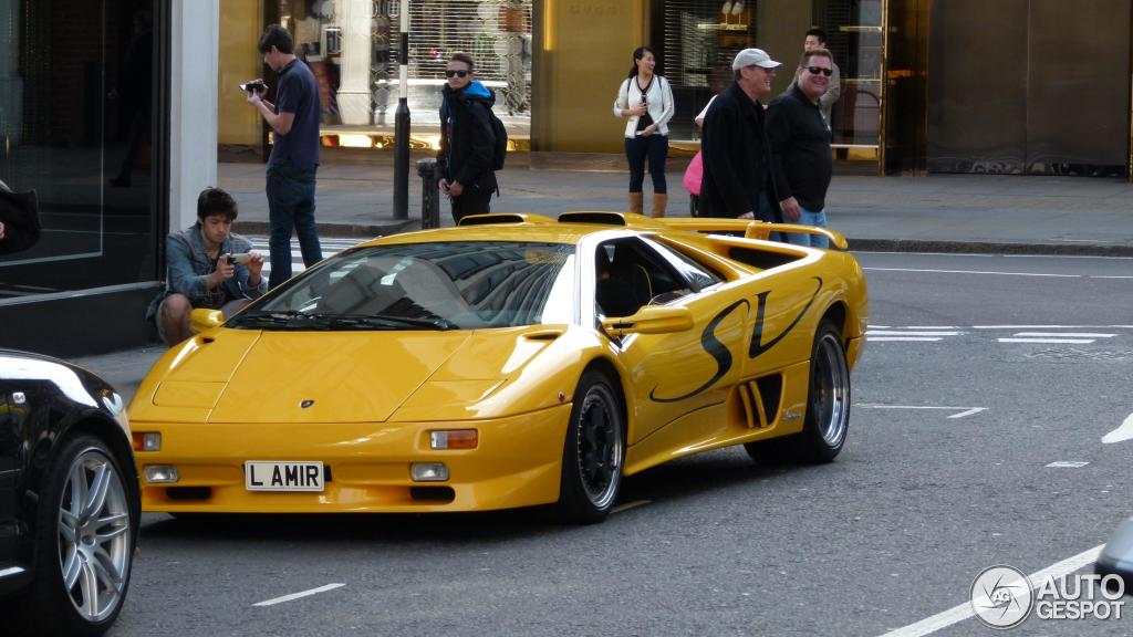 Lamborghini Diablo Sv 12 April 2015 Autogespot