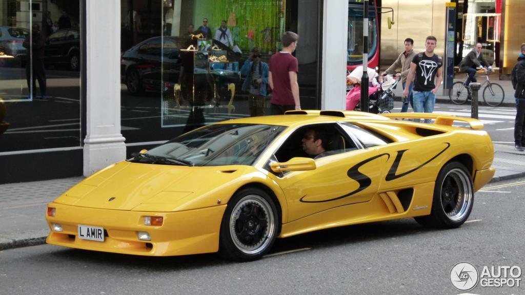 Lamborghini Diablo Sv 12 April 2015 Autogespot