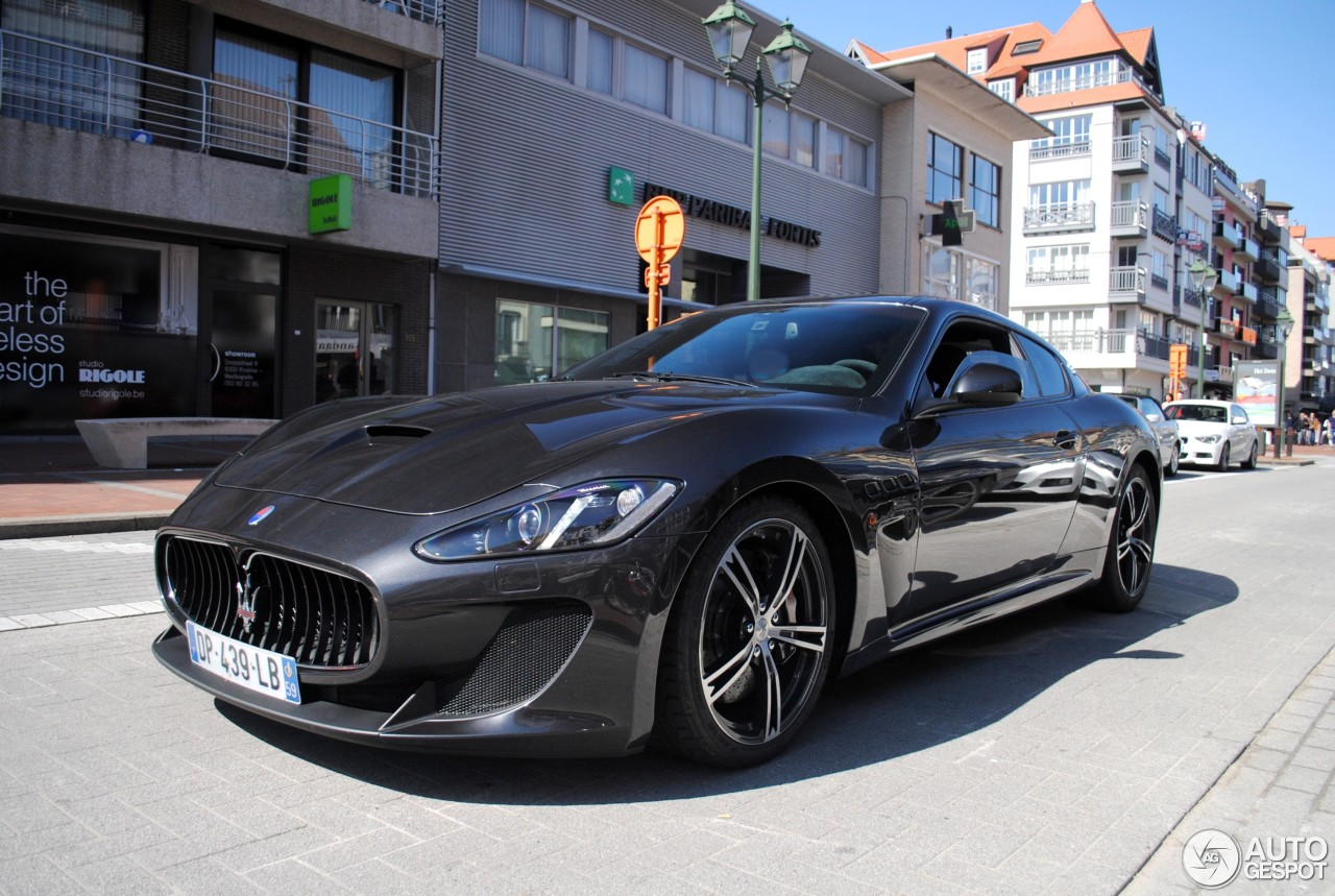 maserati granturismo mc centennial edition 12 april 2015. Black Bedroom Furniture Sets. Home Design Ideas