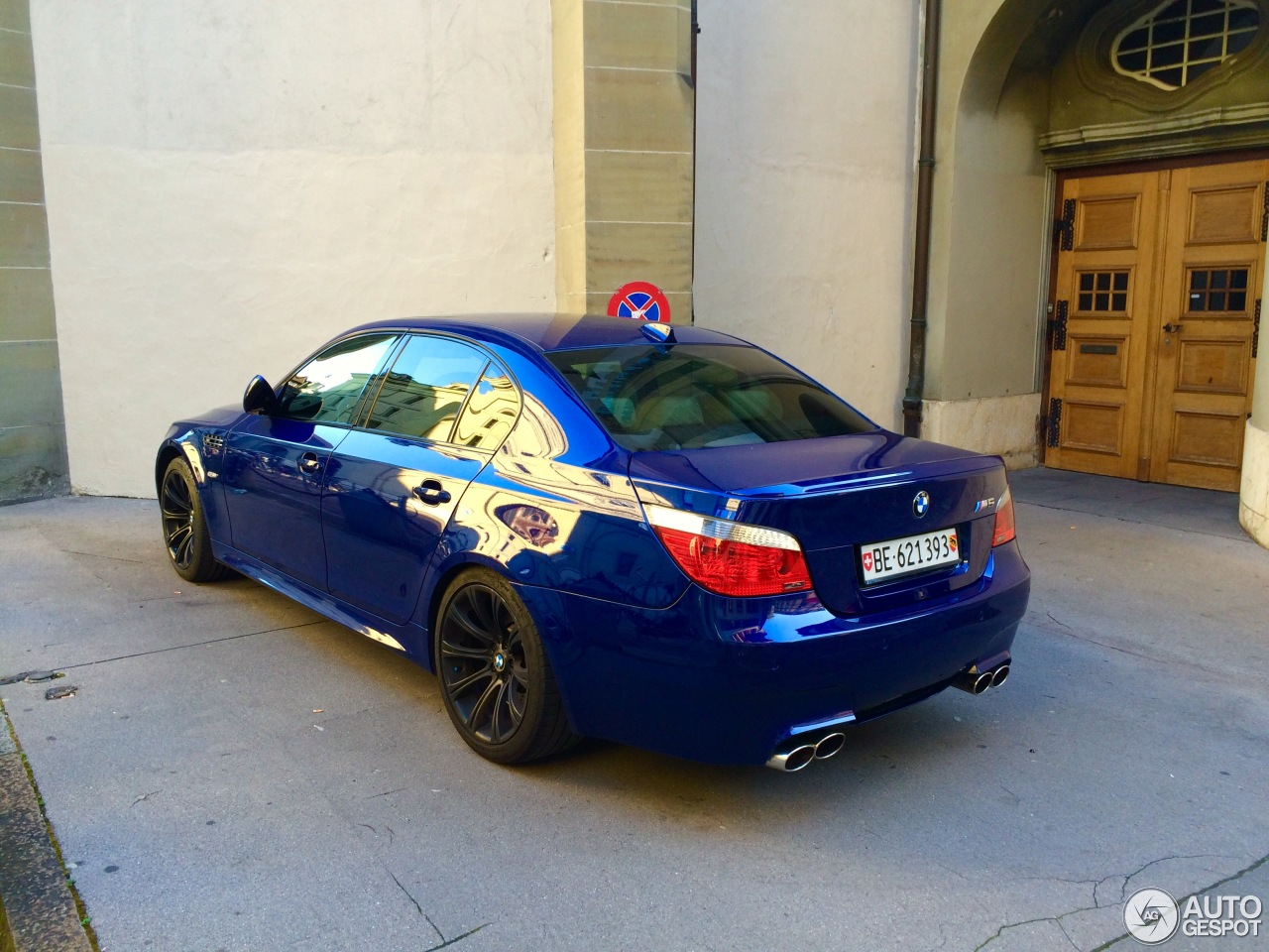 BMW M5 E60 2007 - 13 April 2015 - Autogespot