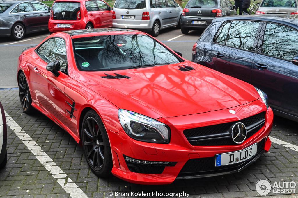 Mercedes Benz Sl 63 Amg R231 13 April 2015 Autogespot