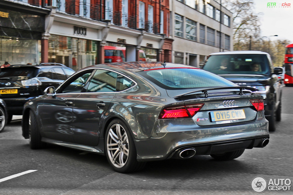 Audi Rs7 Sportback 2015 14 April 2015 Autogespot