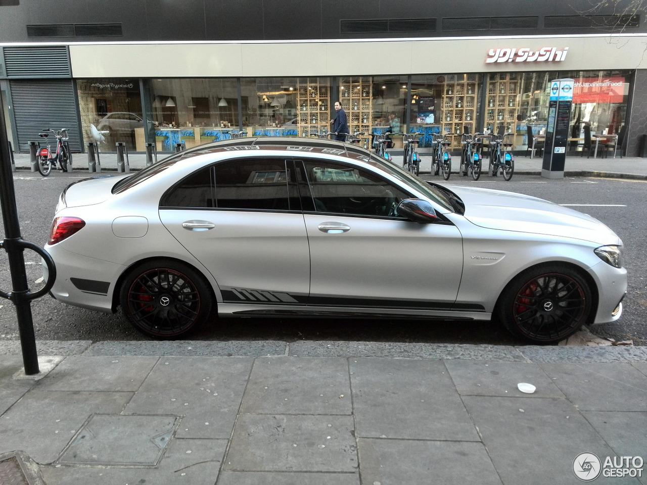 Mercedes C   W Vert