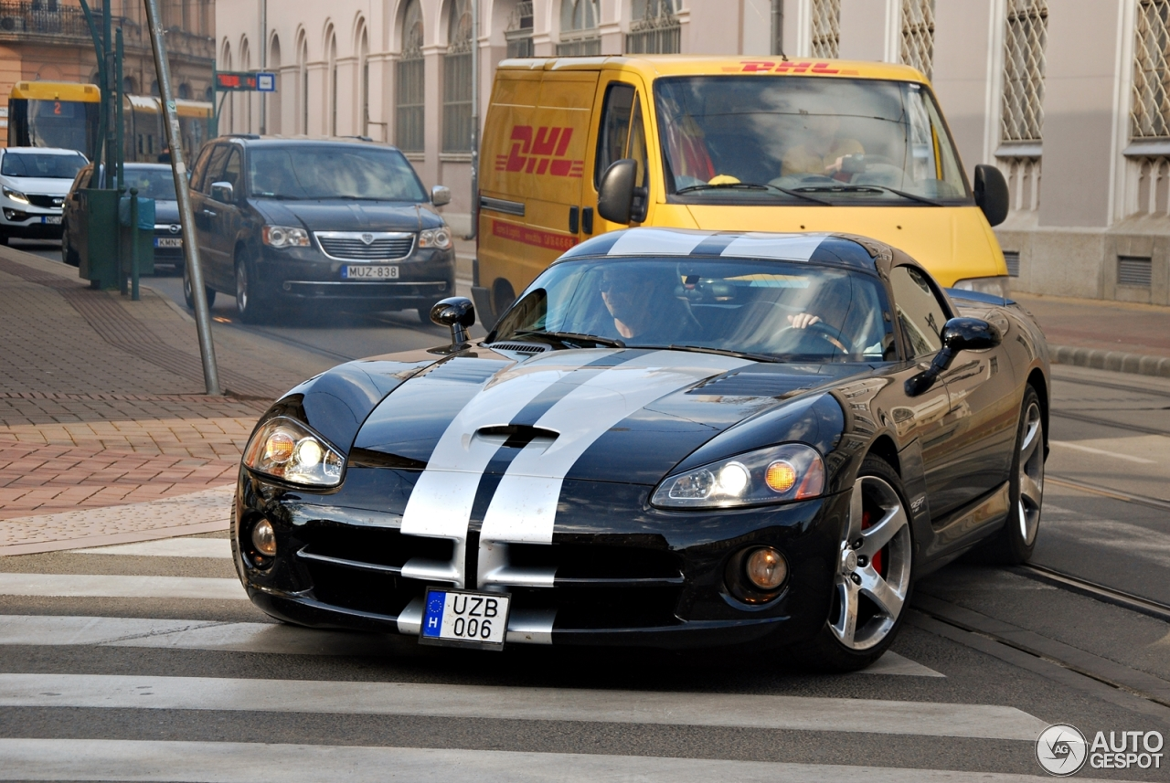 Dodge Viper Srt 10 Coup 233 2003 15 April 2015 Autogespot