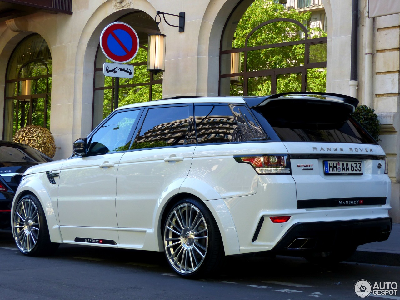 land rover mansory range rover sport 2013 15 april 2015 autogespot. Black Bedroom Furniture Sets. Home Design Ideas