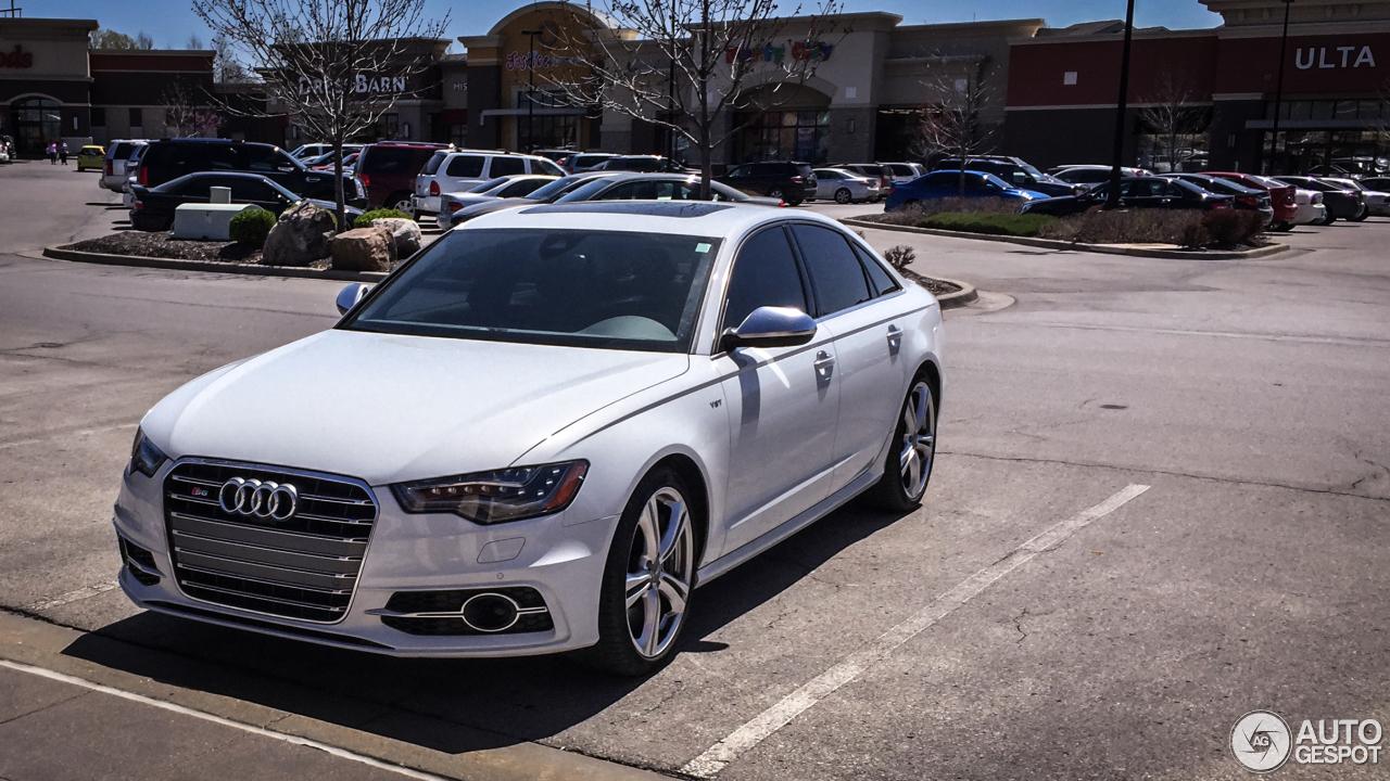 Audi S6 Sedan C7 16 April 2015 Autogespot