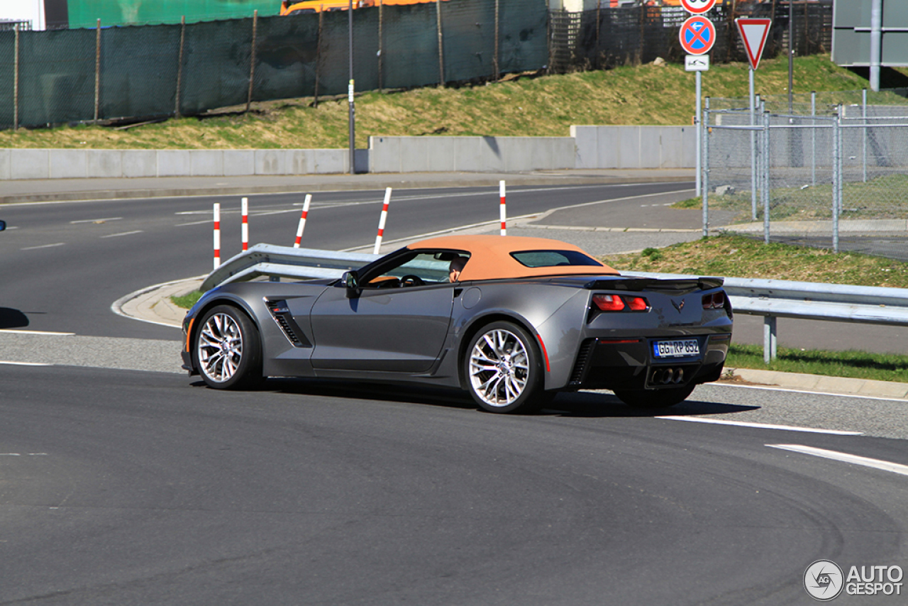 chevrolet corvette c7 z06 convertible 16 april 2015. Black Bedroom Furniture Sets. Home Design Ideas