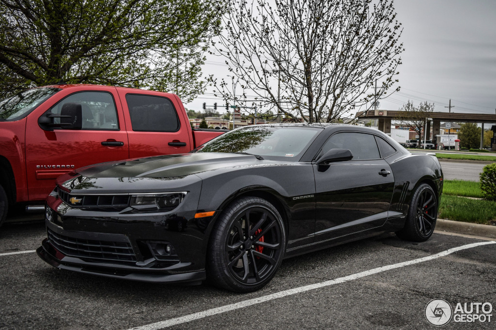 Chevrolet Camaro Ss 1le 2014 17 April 2015 Autogespot