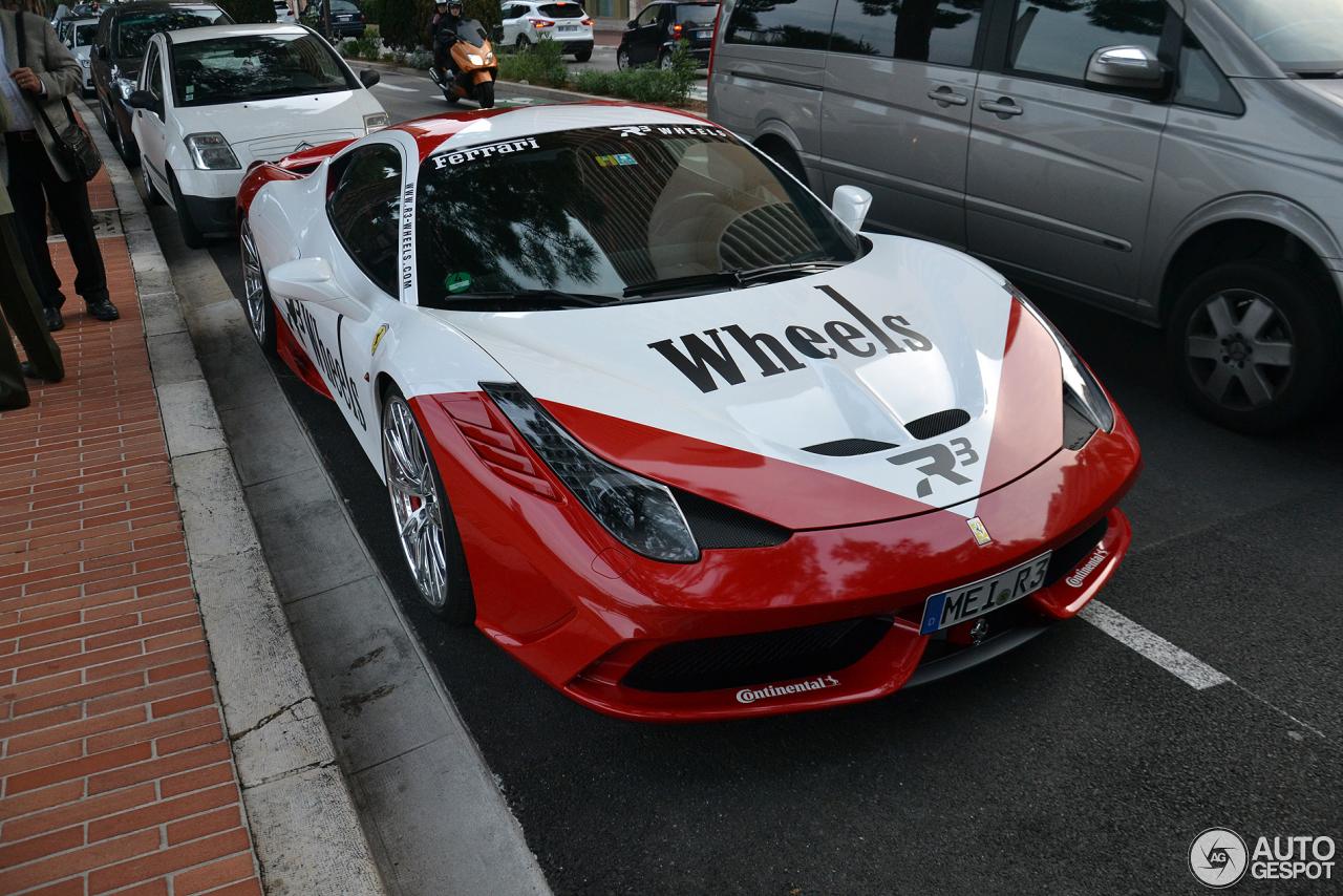 ferrari 458 speciale - 17 april 2015 - autogespot
