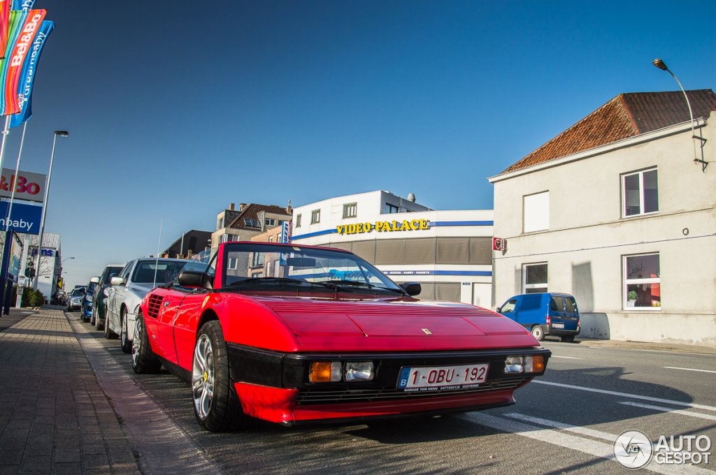ferrari mondial 8 cabriolet 17 april 2015 autogespot. Black Bedroom Furniture Sets. Home Design Ideas