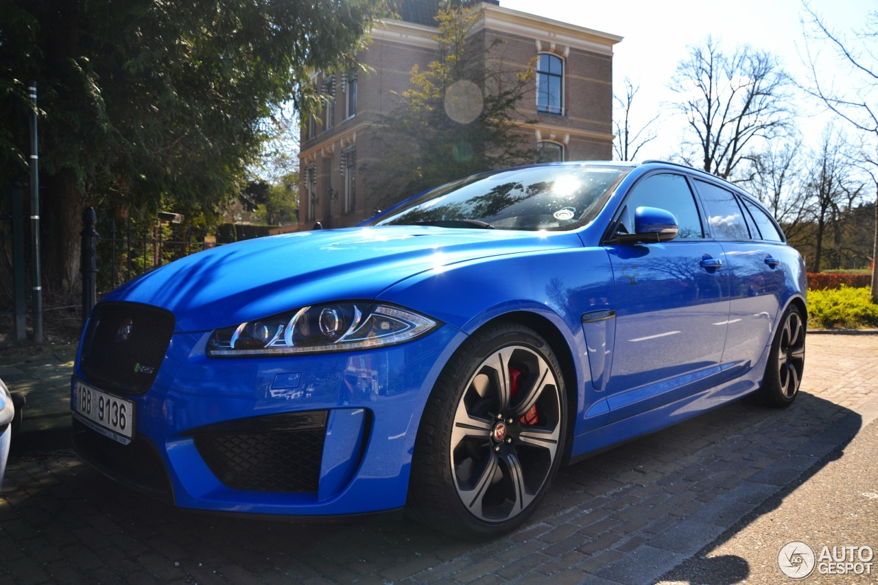 jaguar xfr s sportbrake 18 april 2015 autogespot. Black Bedroom Furniture Sets. Home Design Ideas