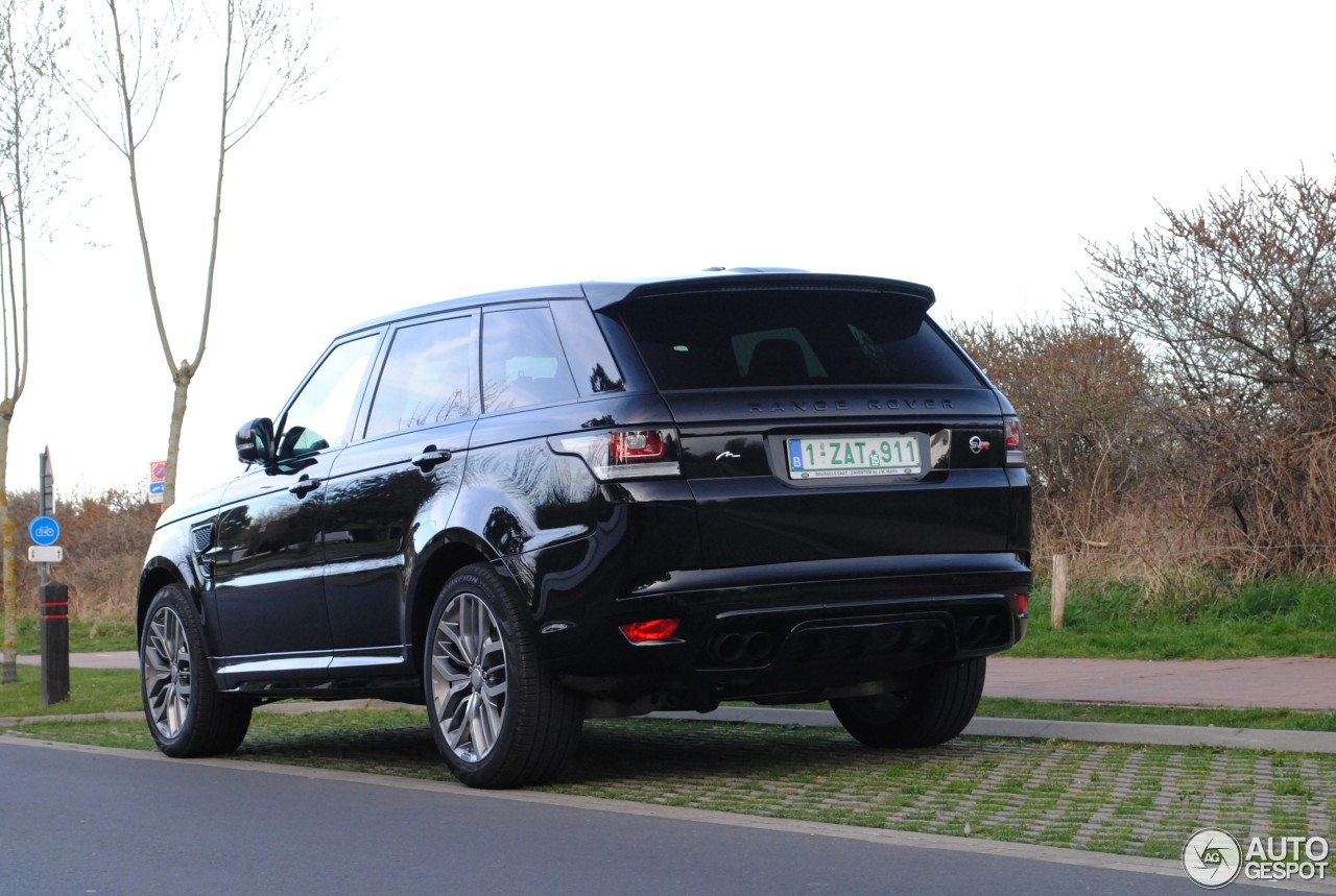 land rover range rover sport svr 19 avril 2015 autogespot. Black Bedroom Furniture Sets. Home Design Ideas