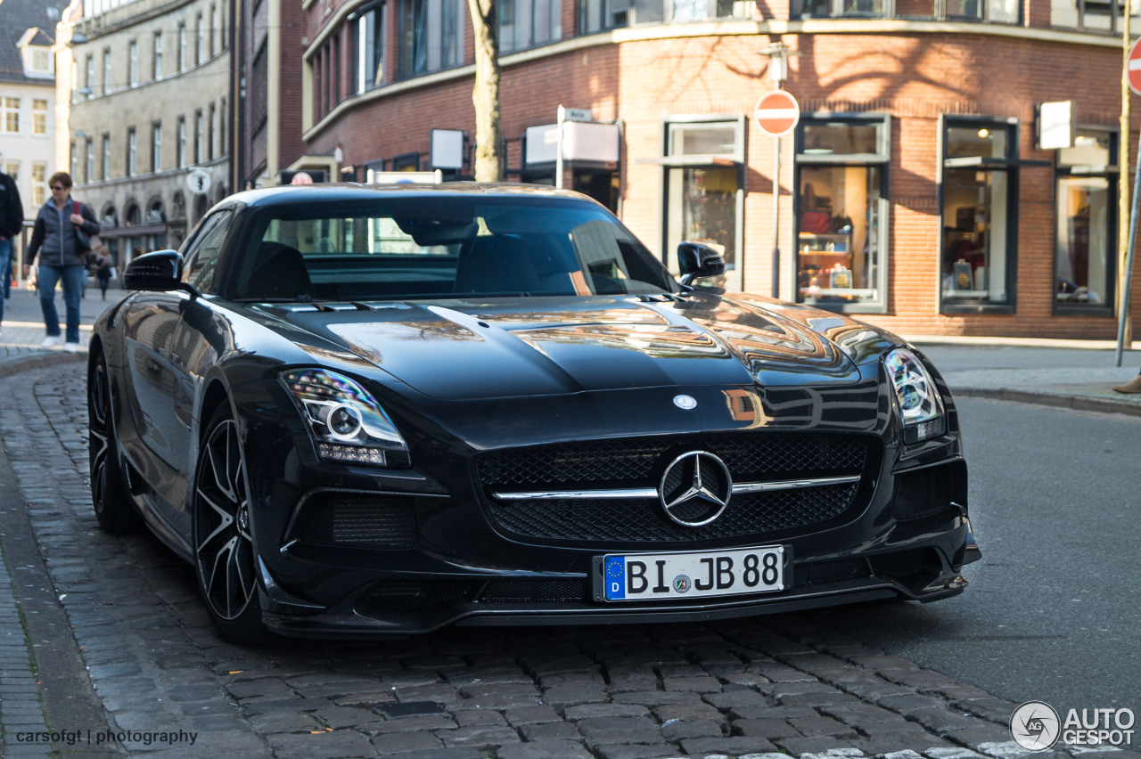 Mercedes benz sls amg black series 19 april 2015 for 2015 mercedes benz sls amg