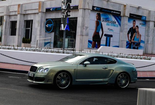 Bentley LE MANSory