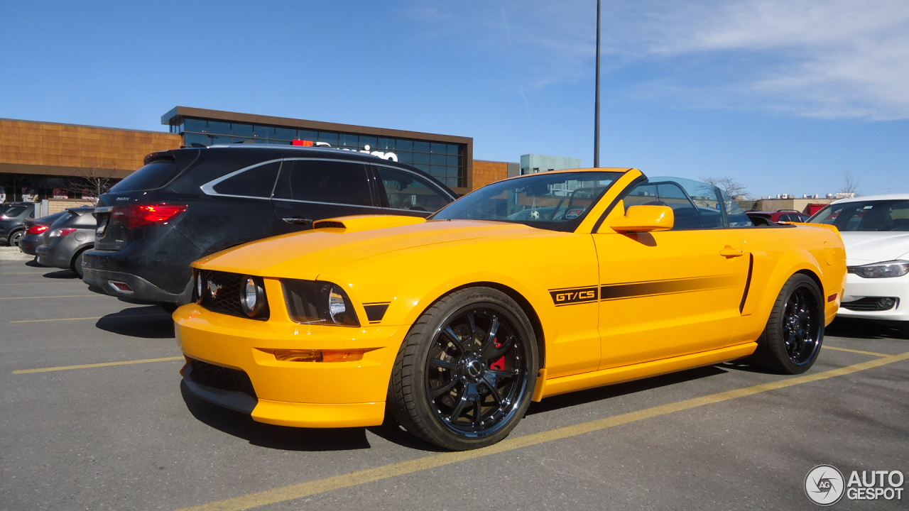 ford mustang gt california special convertible 20 april 2015 autogespot. Black Bedroom Furniture Sets. Home Design Ideas