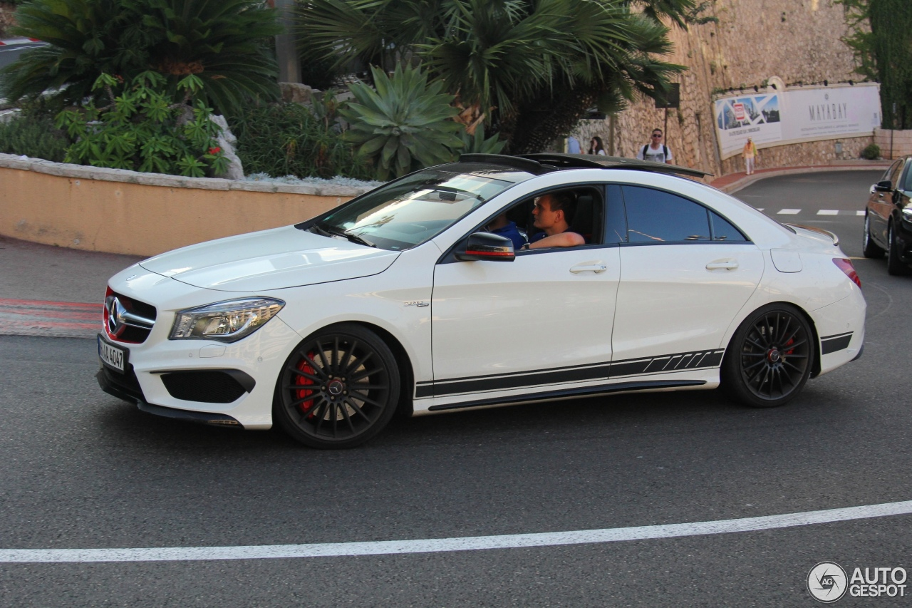 Mercedes Benz Cla 45 Amg Edition 1 C117 20 Abril 2015