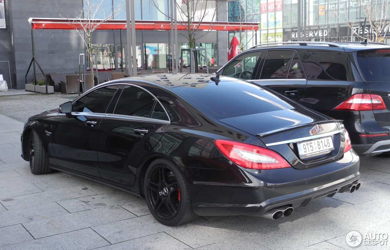 Mercedes benz renntech cls 63 amg 20 april 2015 autogespot for Mercedes benz cl 63 amg price