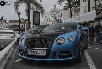 Bentley Mansory Continental GTC Speed 2015