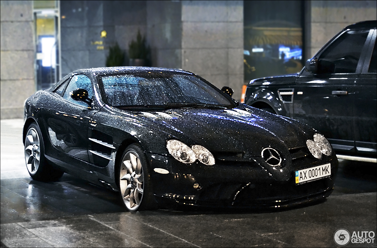 Mercedes Benz Slr Mclaren 21 April 2015 Autogespot