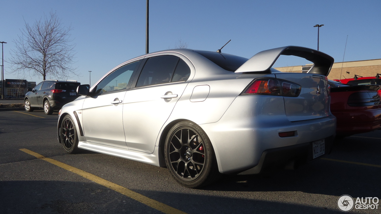 mitsubishi lancer evolution x 21 april 2015 autogespot. Black Bedroom Furniture Sets. Home Design Ideas