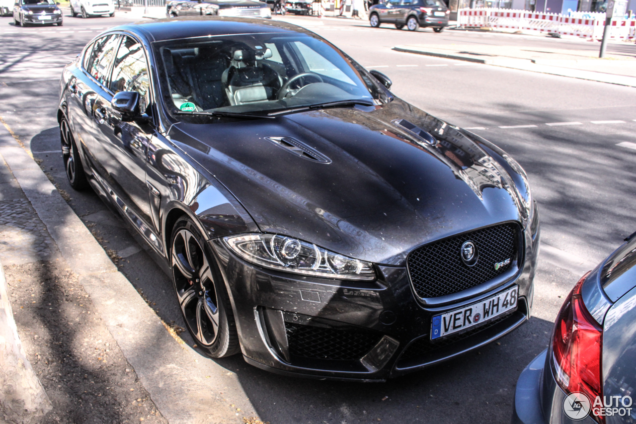 jaguar xfr s 22 april 2015 autogespot. Black Bedroom Furniture Sets. Home Design Ideas