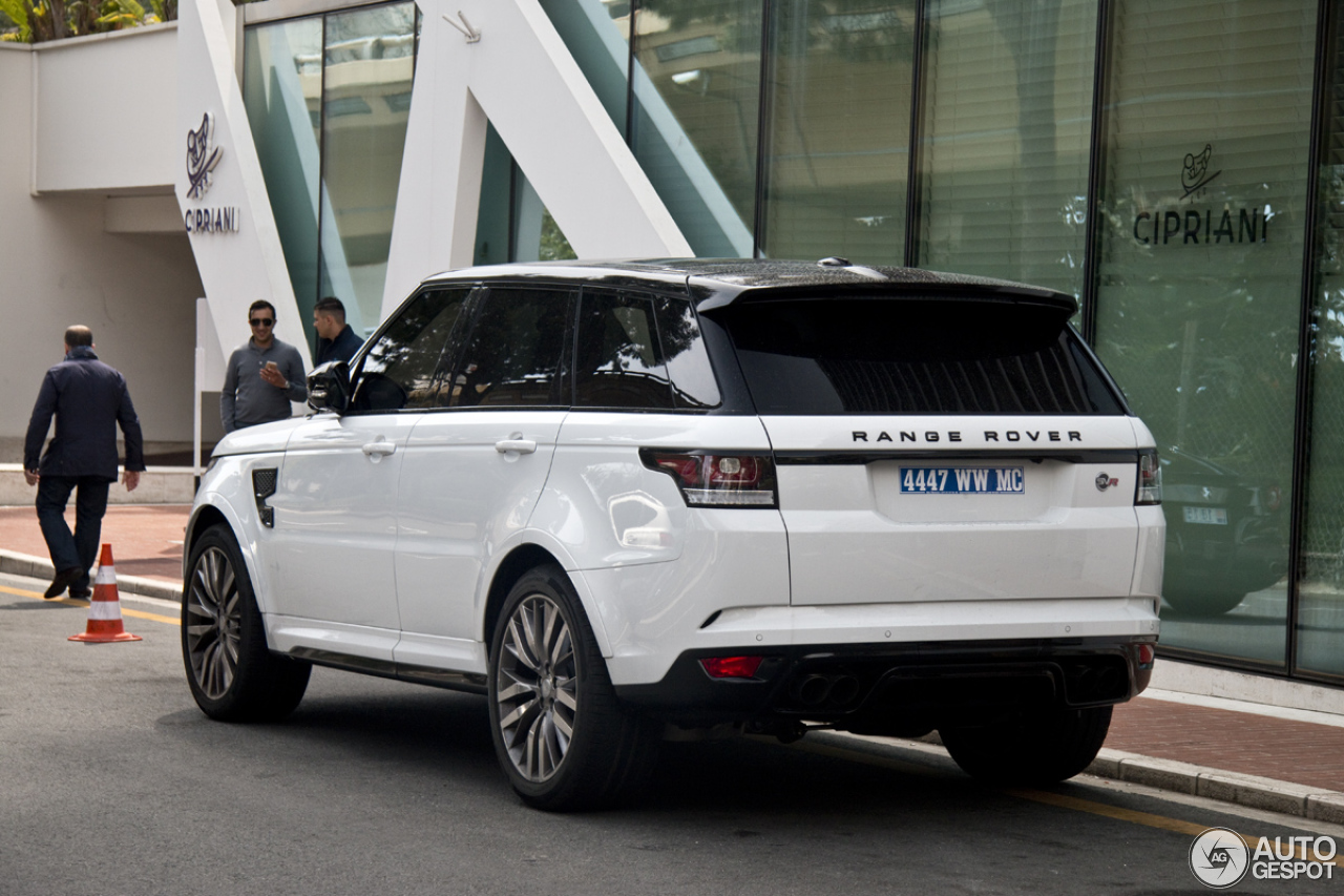 land rover range rover sport svr 22 april 2015 autogespot. Black Bedroom Furniture Sets. Home Design Ideas