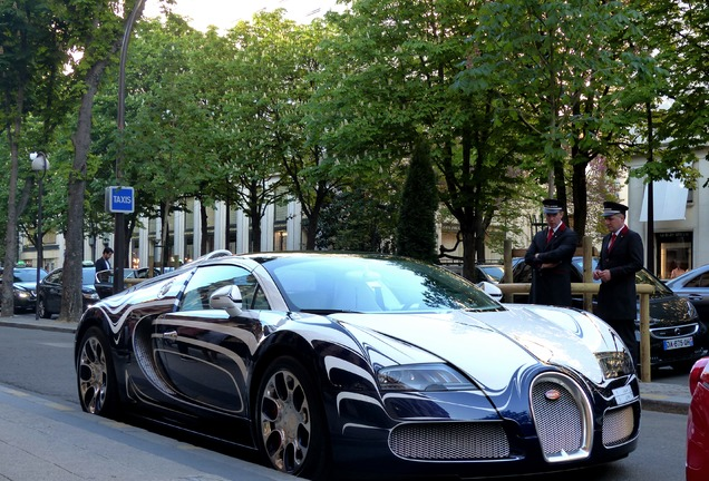 Bugatti Veyron 16.4 Grand Sport L'Or Blanc