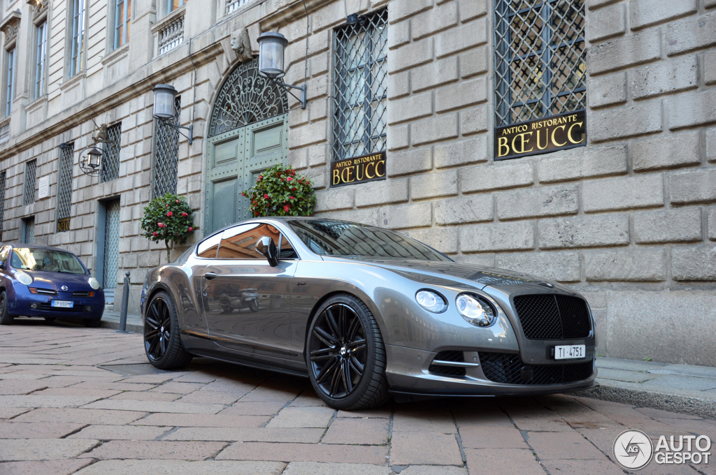 Bentley Continental Gt Speed 2015 24 April 2015 Autogespot