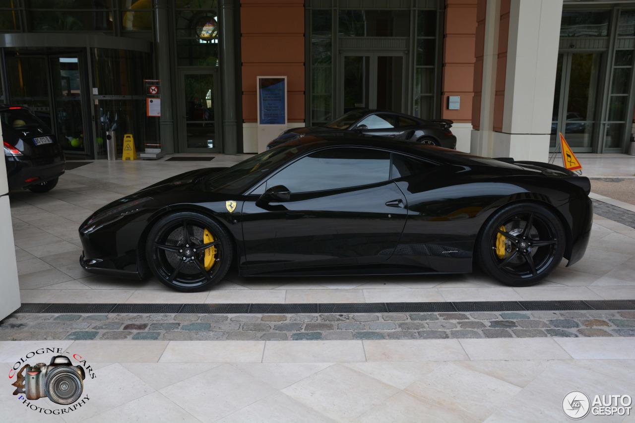 Ferrari 458 Italia Novitec Rosso - 24 April 2015 - Autogespot