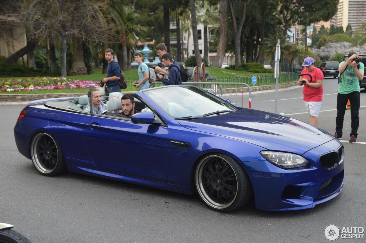 Bmw M6 F12 Cabriolet 25 April 2015 Autogespot