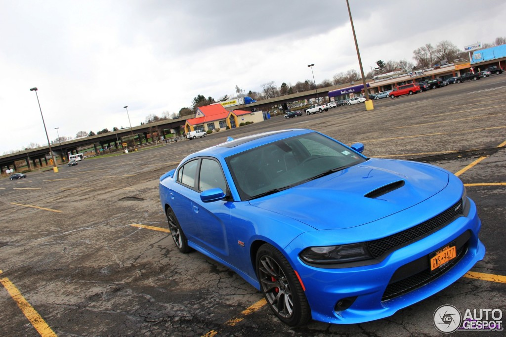 Dodge Charger Srt 392 2015 25 April 2015 Autogespot