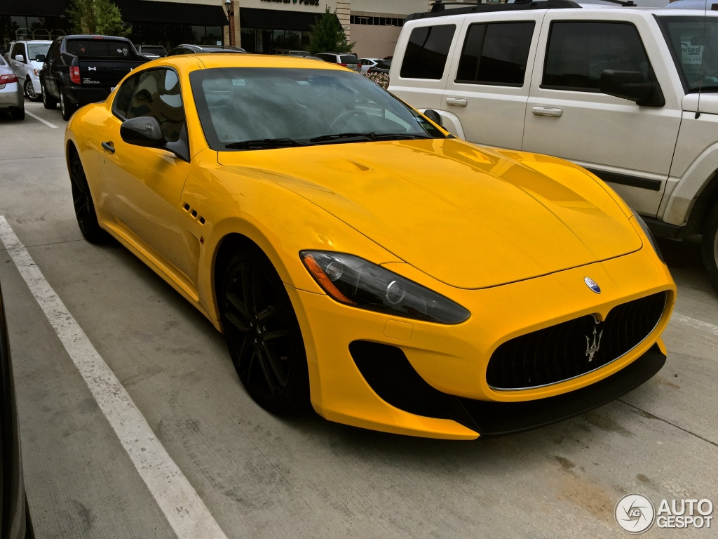 Maserati Granturismo Mc Stradale 26 April 2015 Autogespot