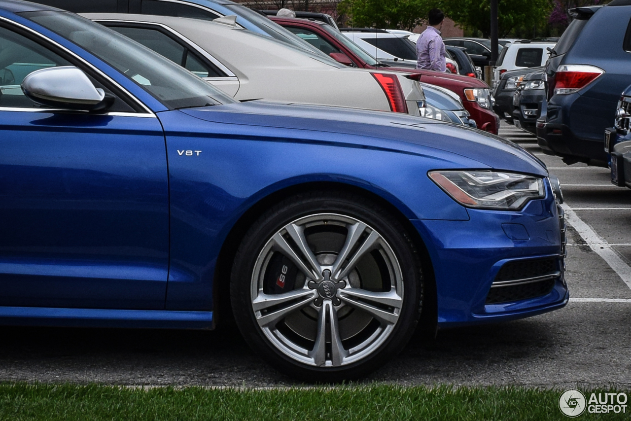 Audi S6 Sedan C7 27 April 2015 Autogespot