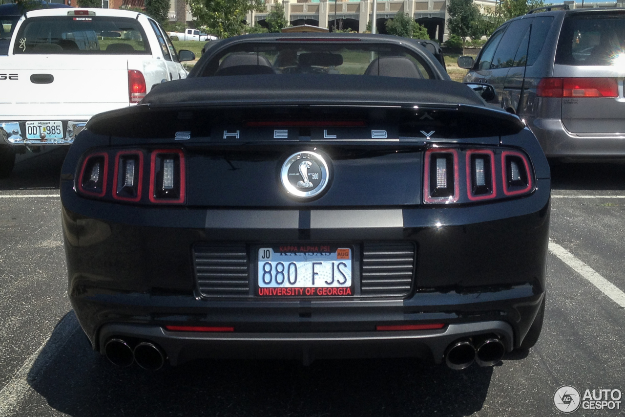 2 i ford mustang shelby gt500 convertible 2014 2 - 2015 Ford Mustang Shelby Gt500 Convertible