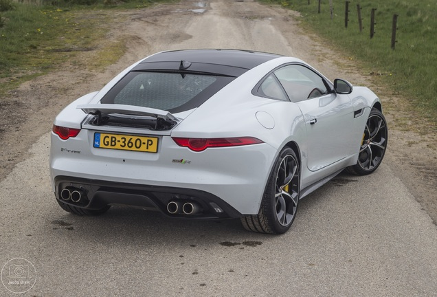 Jaguar F-Type R AWD Coupe