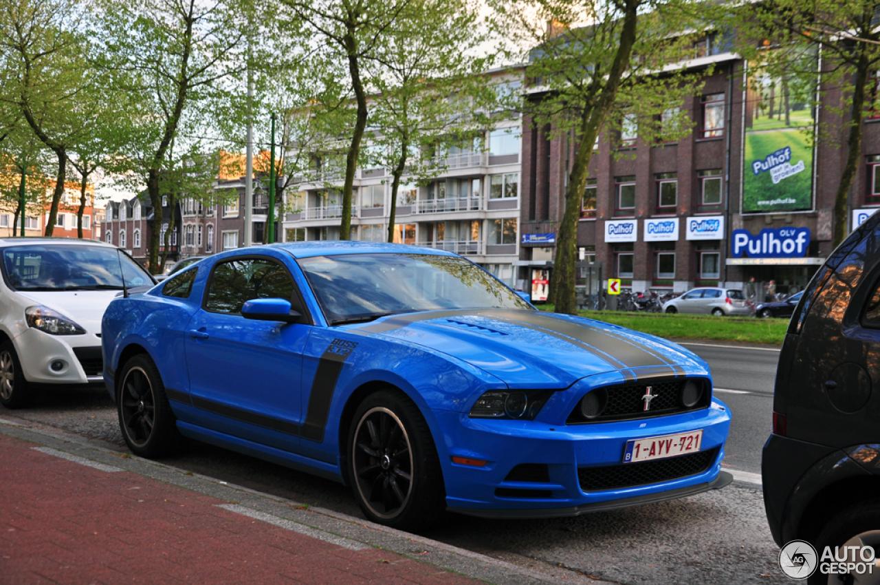 Ford Mustang Boss 302 2013 28 April 2015 Autogespot