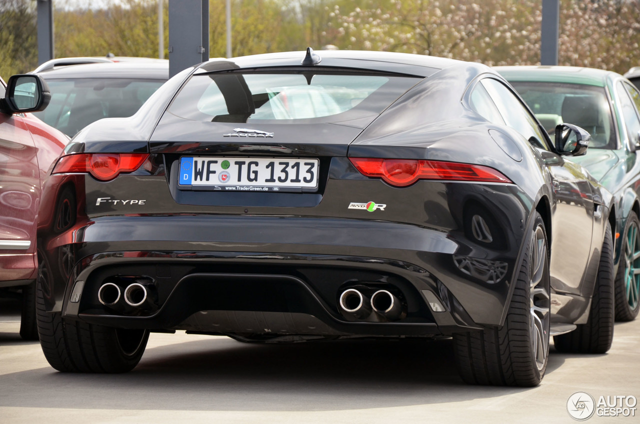 Jaguar f type r awd coup 28 april 2015 autogespot - Jaguar f type r coupe prix ...